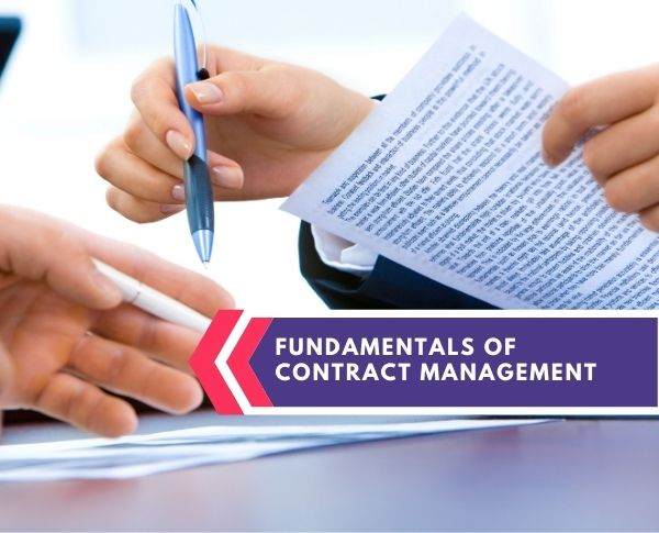 Learn Fundamentals of Contract Management in India