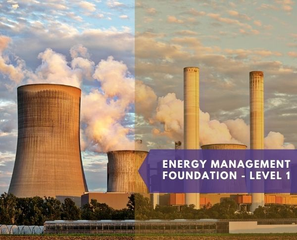 Energy Management Foundation - LEVEL 1