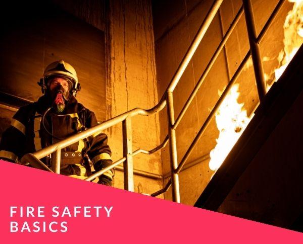 Basics of Fire Safety
