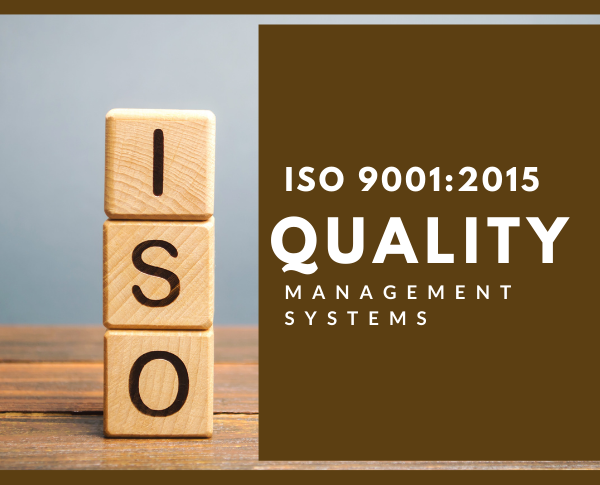 ISO 9001:2015 Quality management systems Introduction